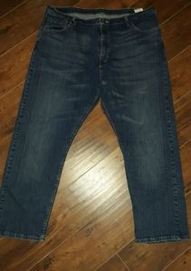 Mens Wrangler Relaxed Fit Jeans
